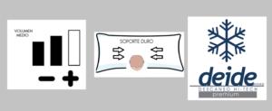Características Viscosleep Deide